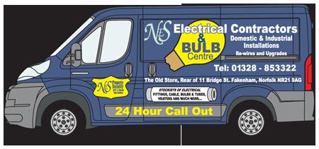 NES Van Logo